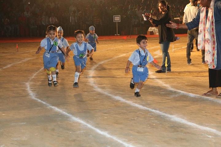 Sanskiriti Kmv School-Sports