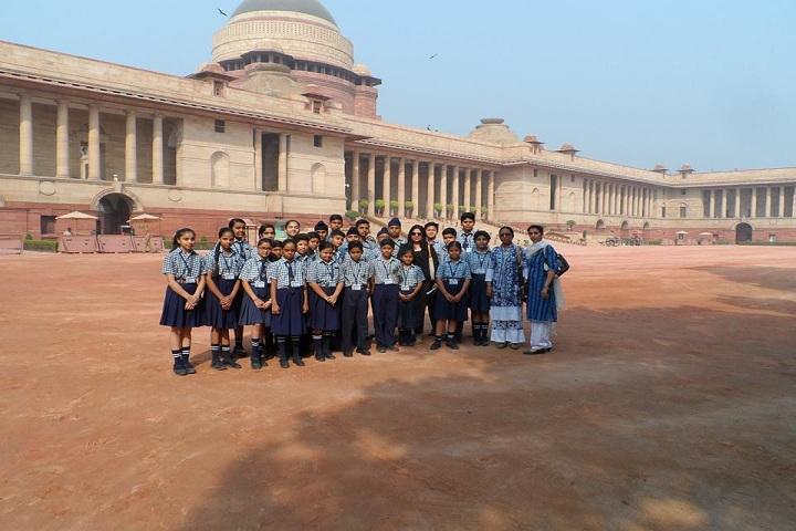 Sanskiriti Kmv School-Tour