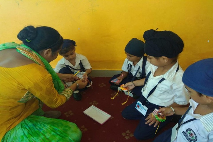 Sant Baba Bhag Singh International School-Art and Craft