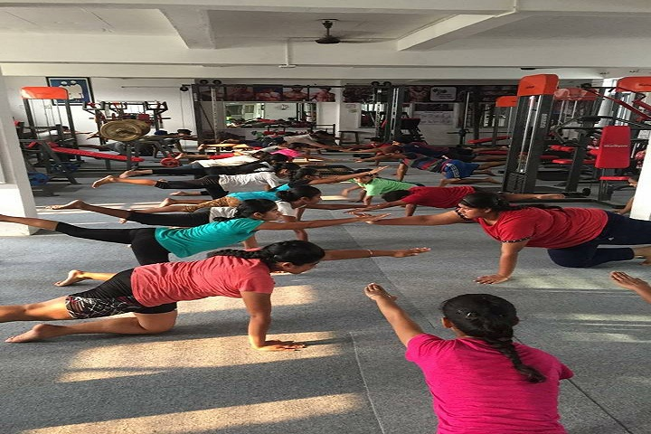 Sant Baba Bhag Singh International School-Yoga