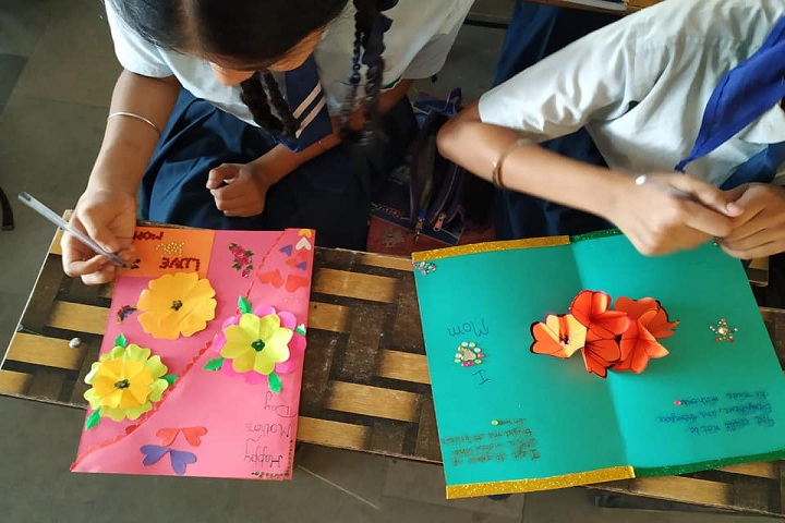 Sant Baba Nidhan Singh Ji Public School-Art and Craft