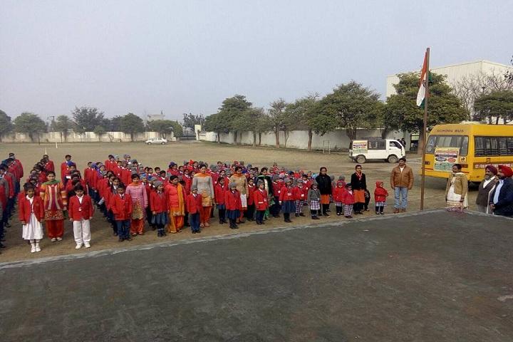 Sant Baba Nidhan Singh Ji Public School-Assembly