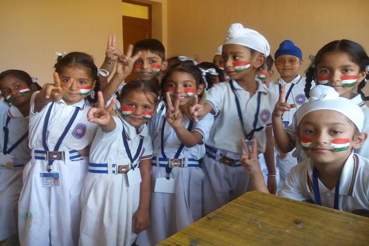 Sant Baba Nidhan Singh Ji Public School-Independence Day