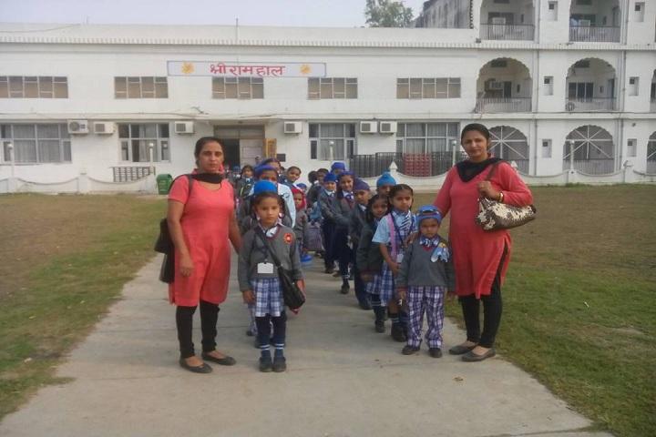 Sant Baba Nidhan Singh Ji Public School-Educational Tour