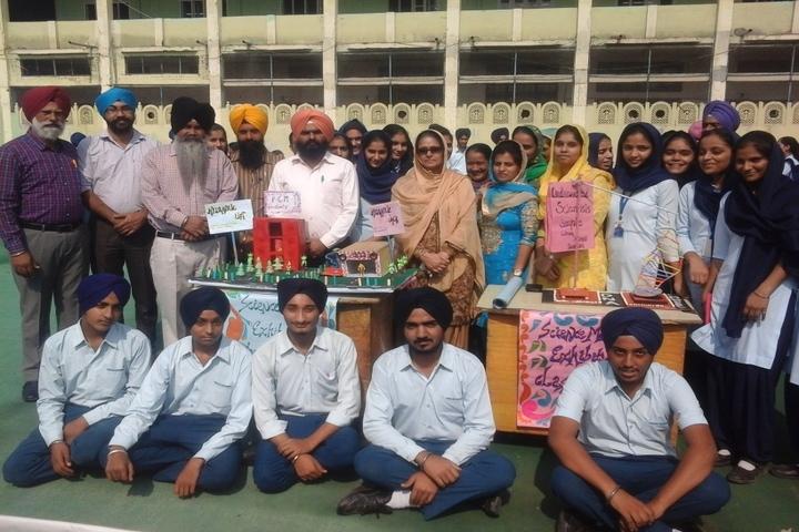 Sant Giani Gurbachan Singh Ji-School Exhibition