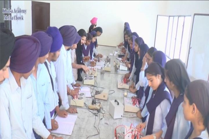 Sant Giani Gurbachan Singh Ji-Physics Lab