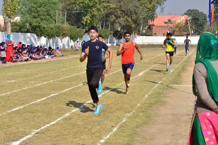 Sant Giani Gurbachan Singh Ji-sports day