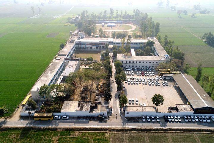 Sant Ishar Singh Public School-Campus Overview