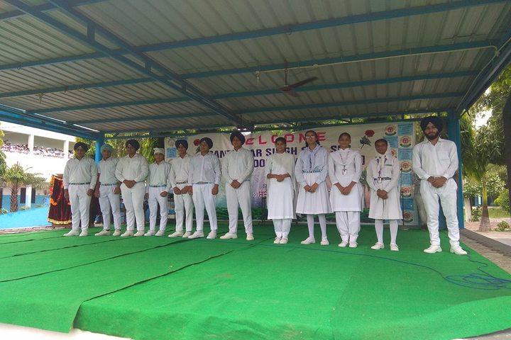 Sant Ishar Singh Public School-Investiture Ceremony