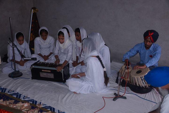 Sant Ishar Singh Public School-Music