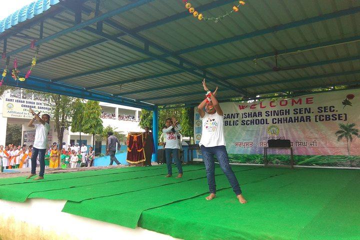 Sant Ishar Singh Public School-Republic Day