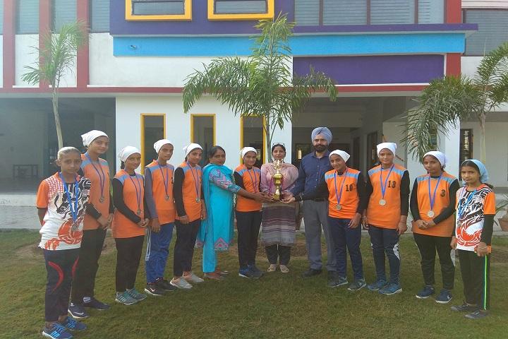 Sant Ishar Singh Public School-swacch bharat prize