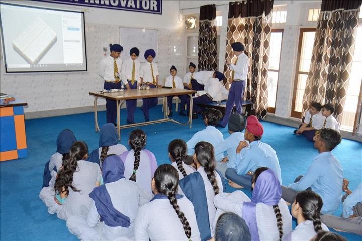 Sant Ishar Singhji Memorial Public School-Alt community day