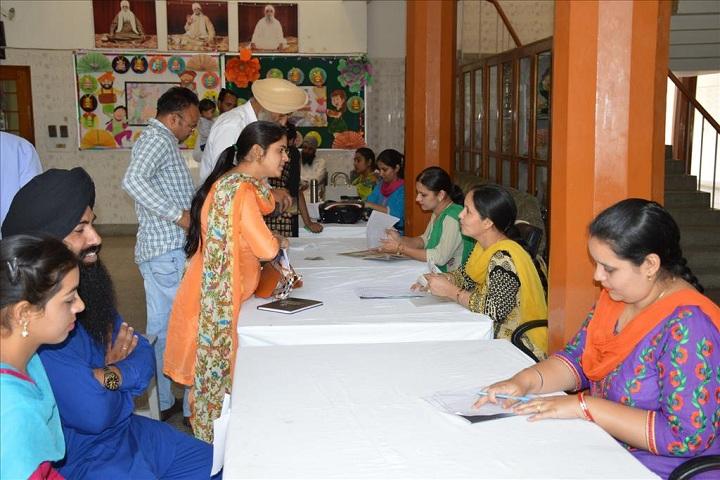 Sant Ishar Singhji Memorial Public School-Parents orientation