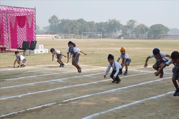 Sant Ishar Singhji Memorial Public School-Sports day