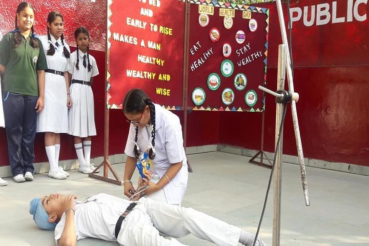 Sant Isher Singh Public School-Drama