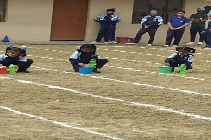 Sant Isher Singh Public School-Sports Day