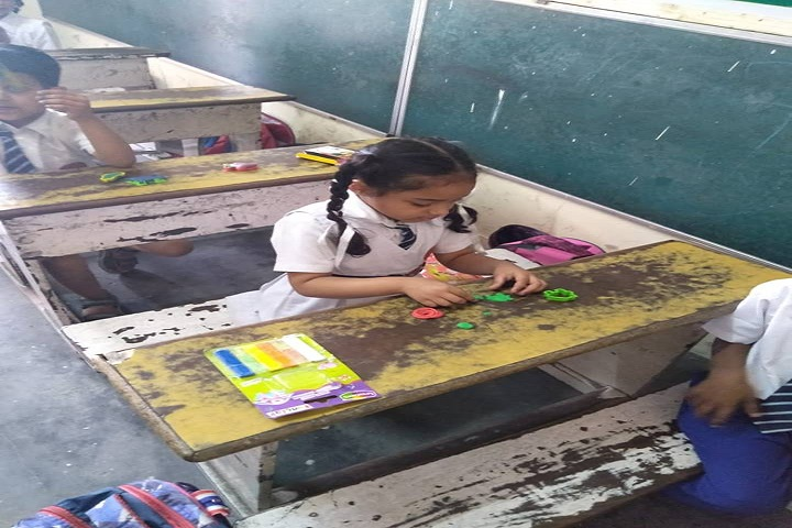 Sant Kirpal Singh Sewa Panthi Public School-craft