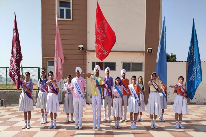 Sant Pranpal Singh Convent School-March Past
