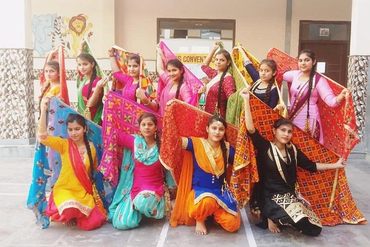 Sant Pranpal Singh Convent School-Dance