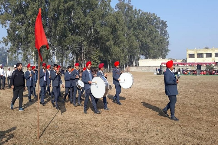 Sant Pranpal Singh Convent School-NCC