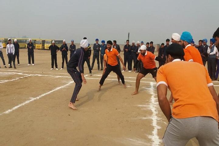 Sant Pranpal Singh Convent School-Sports Day2