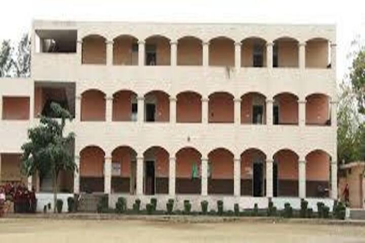 Sant Raghbir Singh Aims Public School-Campus View