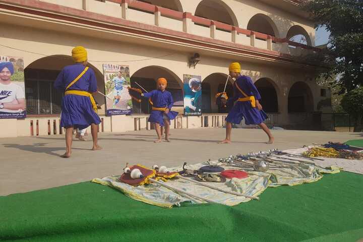 Sant Sar Public School-Festival Celebrations