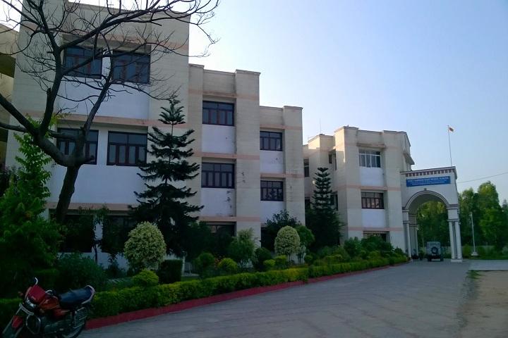 Sant Sarwan Dass Model School-Campus