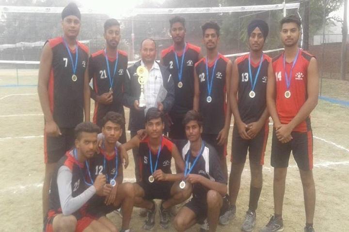 Sant Sarwan Dass Model School-Sports Meet