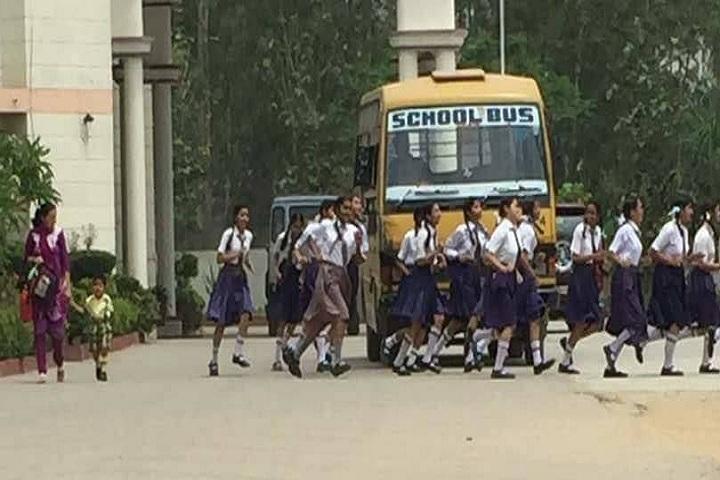 Sant Sarwan Dass Model School-Transport