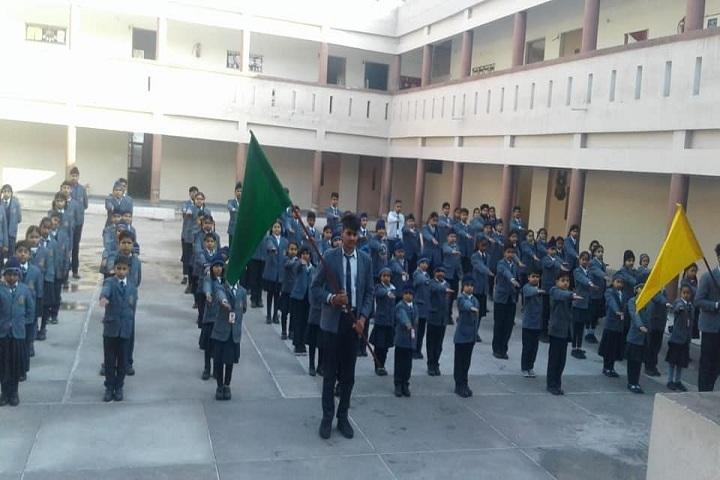 Santoor International Public School-Assembly