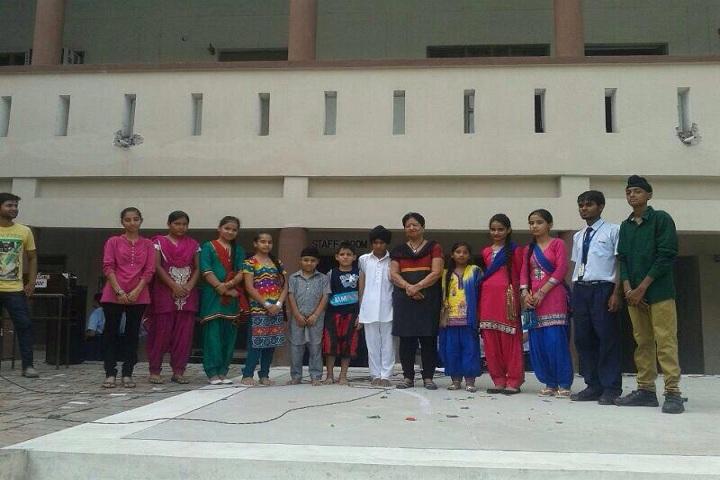 Santoor International Public School-Event