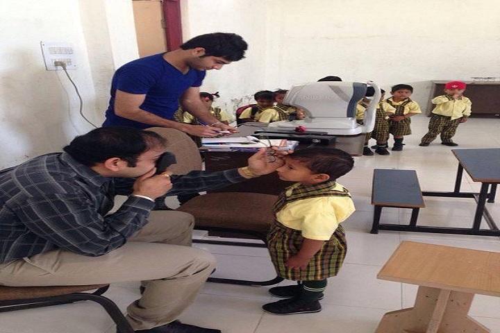 Santoor International Public School-Medical Checkup