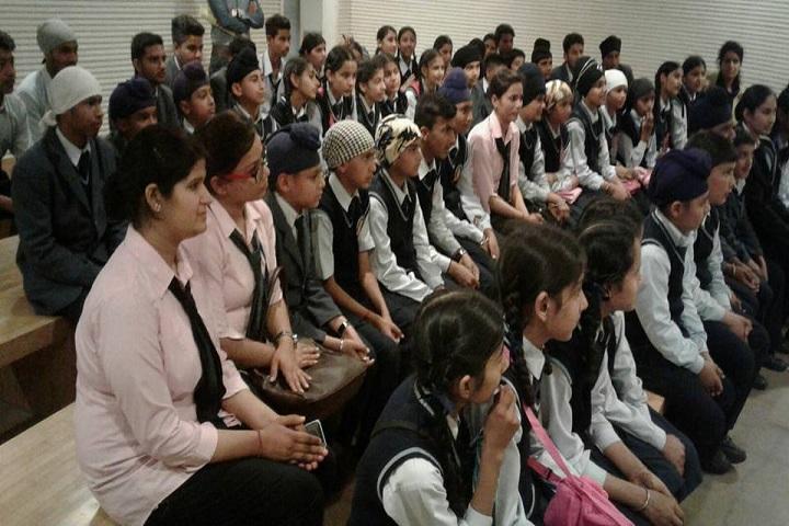 Santoor International Public School-Seminar Hall
