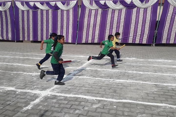 Santoor International Public School-Running Race