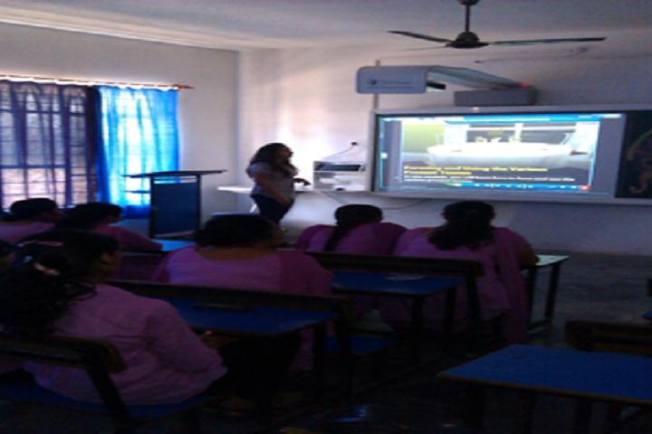 Sapt Sring Public School-Smart Class