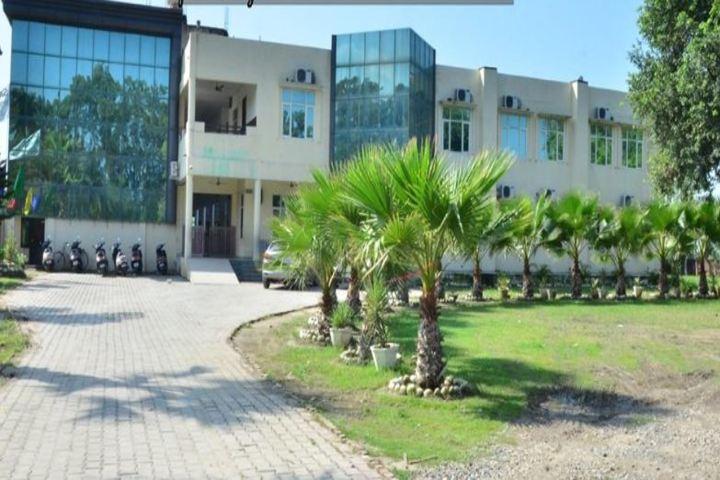 Saransh International School-School Building