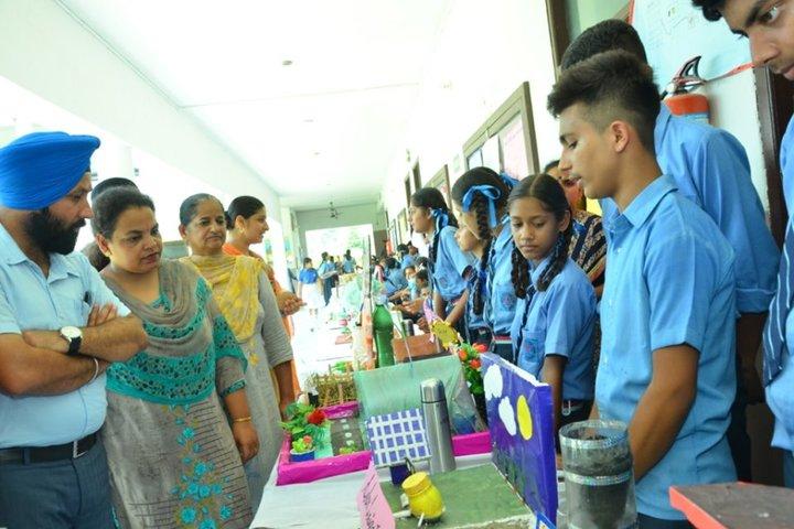 Saransh International School-Science Exhibition