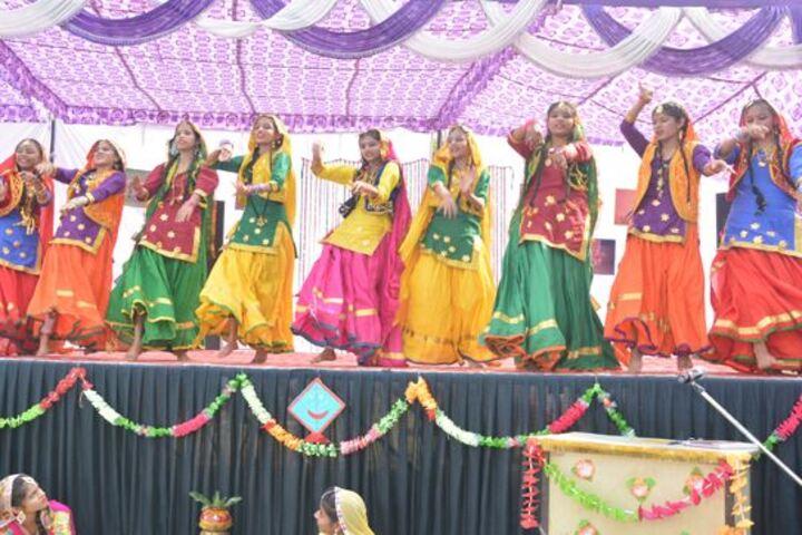 Sarvhitkari Senior Secondary Vidya Mandir-Dance