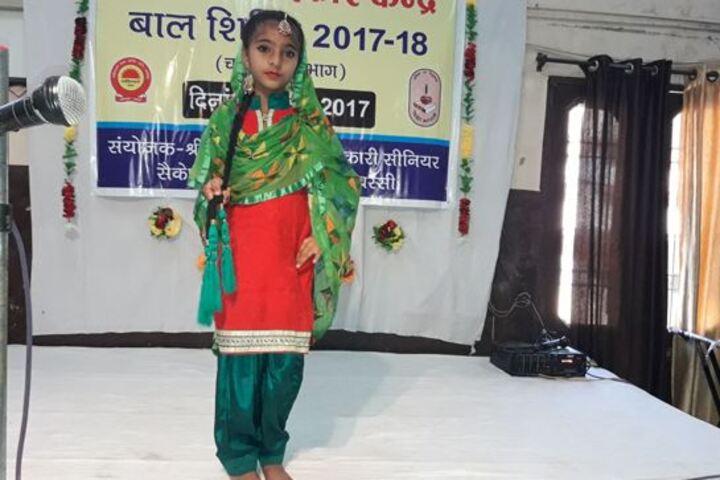 Sarvhitkari Senior Secondary Vidya Mandir-Fancy Dress