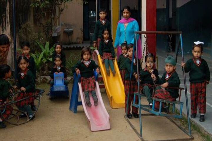 Sarvhitkari Senior Secondary Vidya Mandir-Kids Ground