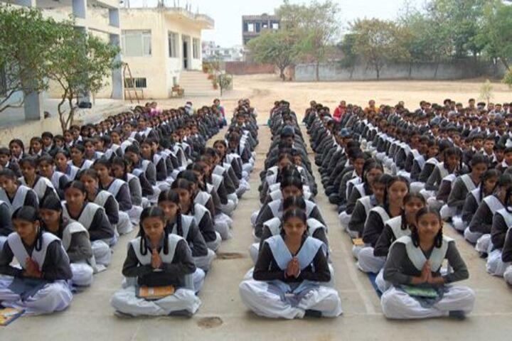 Sarvhitkari Senior Secondary Vidya Mandir-Yoga