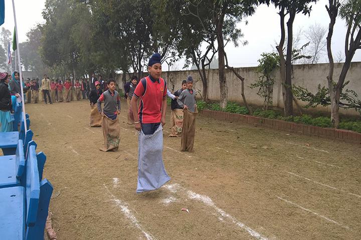 Sarvhitkari Vidya Mandir-Annual Sports Meet