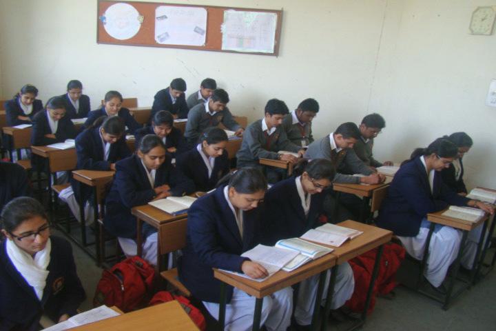 Sarvhitkari Vidya Mandir-Classroom