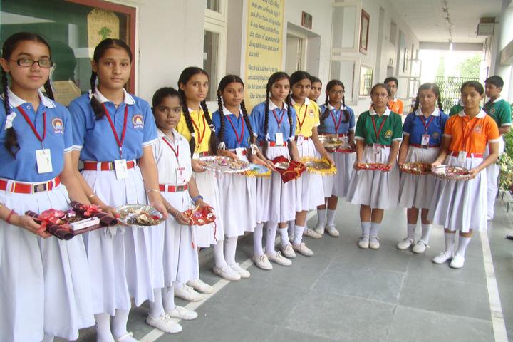 Sarvhitkari Vidya Mandir-Festival Celebrations