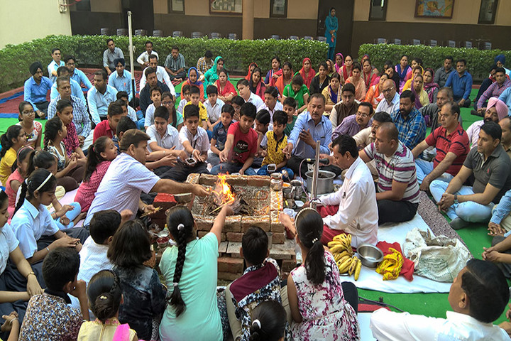 Sarvhitkari Vidya Mandir-Foundation Day