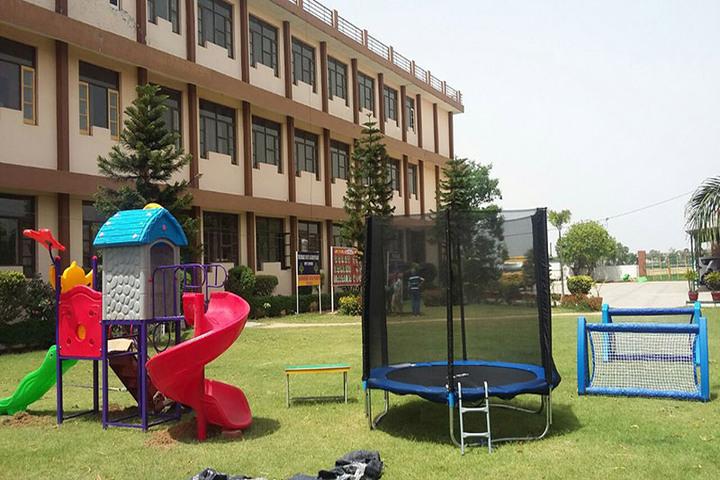 Sarvhitkari Vidya Mandir-Kids Play Ground