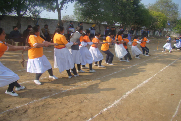 Sarvhitkari Vidya Mandir-Sports Day