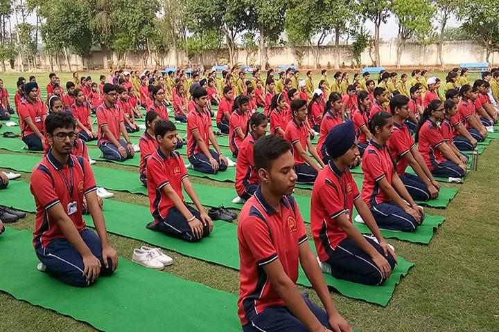 Sarvhitkari Vidya Mandir-Yoga